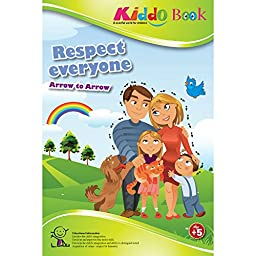 American Educational Products A-4021  Respect Everyone Booklet for Kiddo