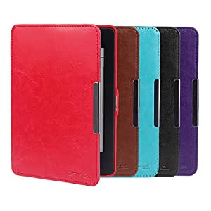 Armel® Ultra Slim Smart PU Leather Case Cover for Amazon Kindle Paperwhite [will only fit Kindle Paperwhite (5th and 6th Generation)]
