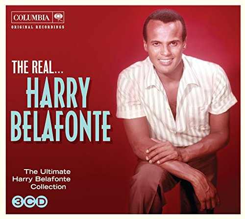 CD : HARRY BELAFONTE - Real Harry (3 Discos)