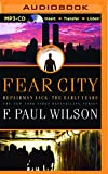 img - for Fear City (Repairman Jack: Early Years Trilogy) book / textbook / text book
