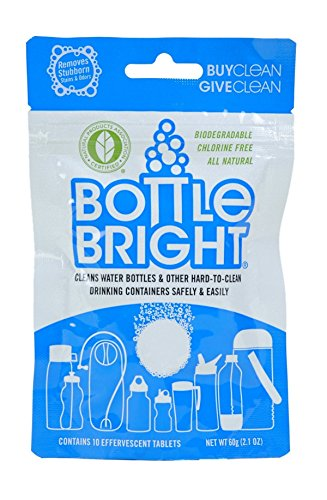 Bottle Bright 10 Count Pouch, 1 Pack (Bottle Cleaner Shark Tank compare prices)