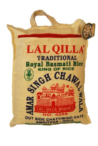 Basmati Rice Lal Quila, 160-Ounce