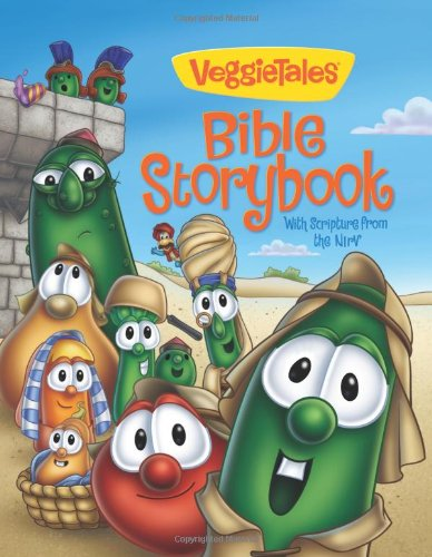 VeggieTales Bible Storybook: With Scripture from the NIrV (Big Idea Books)