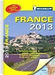 France 2013 (Michelin tourist & motor...