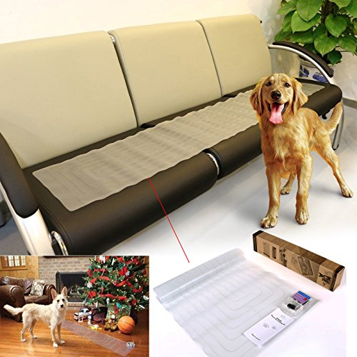Synturfmats Indoor Pet Training Mat Touch Senstive Electronic Static Shock Pads Scat Mats Keep Your