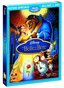 La Belle et la Bête [Francia] [Blu-ray]