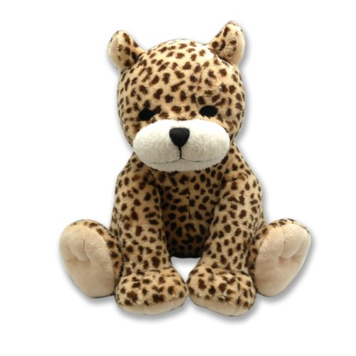 The Babymio Collection Plush Toy, ChiChi the Cheetah - 1