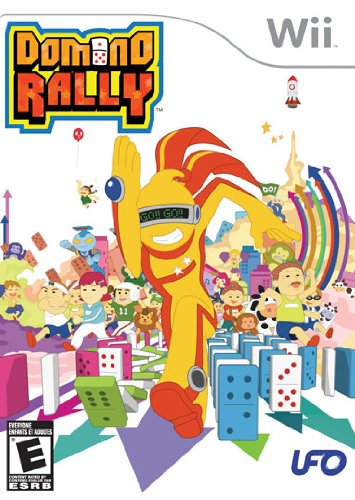 Domino Rally - Nintendo Wii - 1