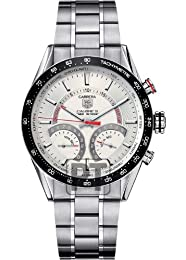 TAG Heuer Carrera Calibre S Laptimer Mens Watch CV7A11 BA0795