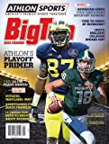 img - for Athlon Sports 2014 College Football Big Ten Preview Magazine- Michigan Wolverines/Michigan State Spartans Cover book / textbook / text book