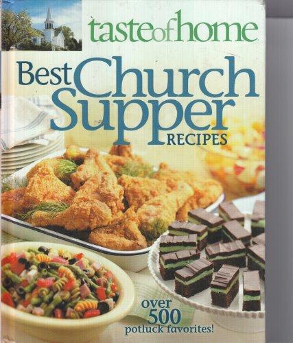 Best Church Supper Recipes