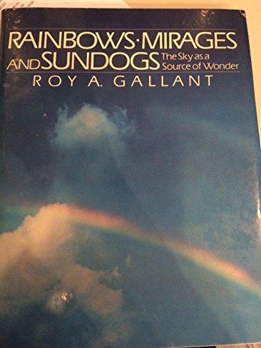Rainbows, Mirages, and Sundogs PDF