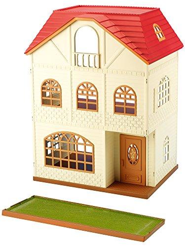 sylvanian-families-2745-maison-aux-3-histoires-poupees-et-accessoires