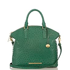 Large Duxbury Satchel<br>Mineral Normandy