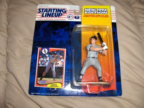 1994 Robin Ventura MLB Starting Lineup Figure