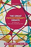 img - for The Great Psychotherapy Debate: The Evidence for What Makes Psychotherapy Work (Counseling and Psychotherapy) by Wampold, Bruce E., Imel, Zac E. (2015) Paperback book / textbook / text book