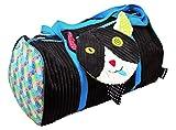 Les Déglingos - Bolsa de viaje, diseño de gato