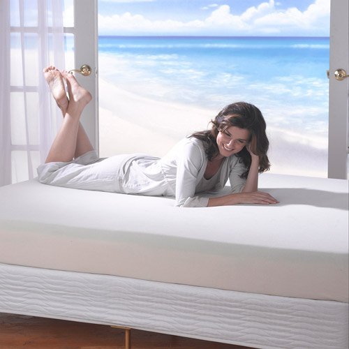 Spa Sensations - 8Inch Memory Foam Mattress - Full