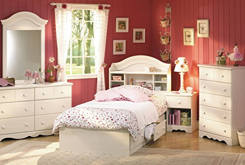 South-Shore-Summer-Breeze-Kids-Bookcase-Bed-4-Piece-Bedroom-Set-Twin-White-Wash