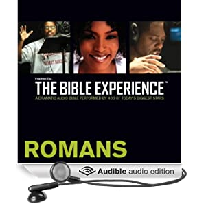 Inspired By... The Bible Experience: Romans (Unabridged)