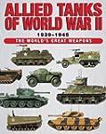Allied Tanks of Word War II 1939-1945