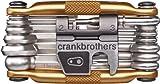 Crank Brothers Multi 19 Tool with Flask - Dark Grey
