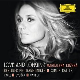 Mahler: R�ckert-Lieder - Ich atmet' einen linden Duft