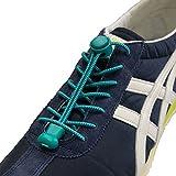 【iiko.tokyo】 結ばない靴紐 ほどけない靴紐 感覚は シューレス靴 脱ぐ 履く 楽チン 説明書 付き