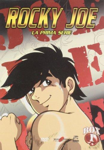 あしたのジョー TV版 DVD-BOX1 (1-20話, 500分) 梶原一騎 ちばてつや アニメ [DVD] [Import] [PAL, 再生環境をご確認ください]
