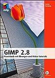 GIMP 2.8: Praxisbuch mit Übungen und Video-Tutorials (mitp Grafik)