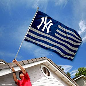 Sports Flags and Pennants Co. MLB New York Yankees Nation Flag 3x5 Banner at Sears.com