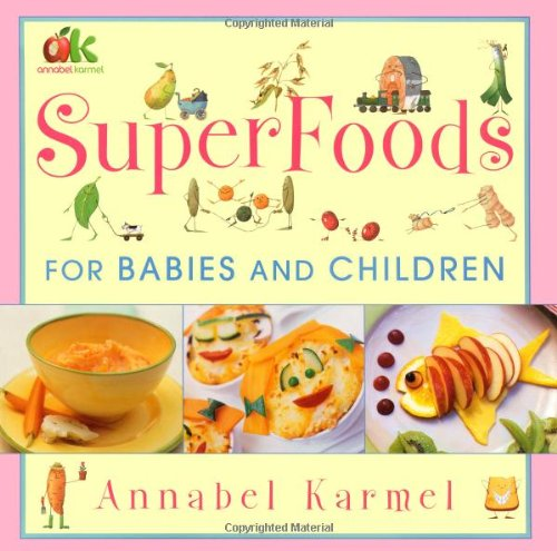 Superfoods: For Babies And Children front-1042452