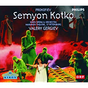 Sergei Prokofiev: Semyon Kotko, Op.81 / Act 3 - Tak delo vikhodit (Scene 11)