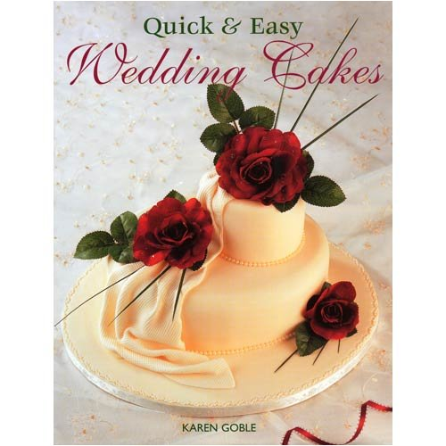 Buy Quick and Easy Wedding Cakes