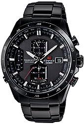 Casio EQWA1110DC-1A Edifice Black Label Atomic Solar-powered Radio-controlled Watch