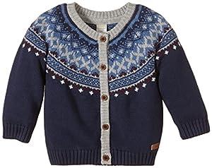 Name It Obert Nb Cu Knit Cardigan 614 - Jersey de punto para niños