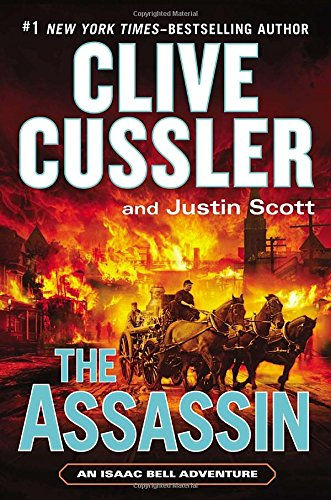 Assassin Isaac Bell Adventure Clive Cussler 9780399171758