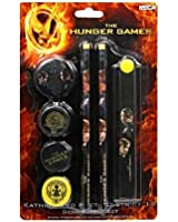 Neca - The Hunger Games 7-Piece Stationery Set Katniss & Peeta