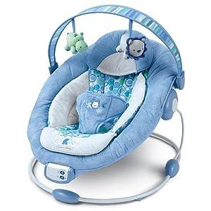 Bright Starts Comfort Harmony Baby Bouncer