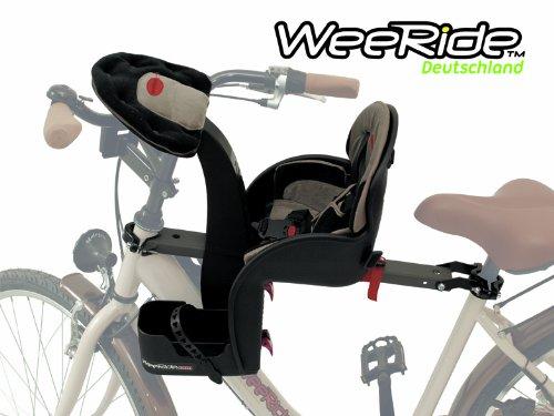 kinder fahrradsitz f r vorne inkl halterung t v en14344. Black Bedroom Furniture Sets. Home Design Ideas