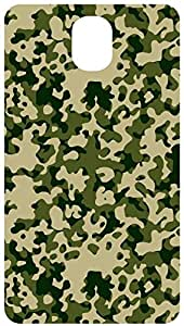 Military Camouflage Back Cover Case for Samsung Galaxy Note 3 / NIII / N3 / N9000
