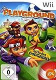 echange, troc EA Playground Wii