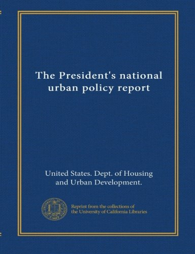 housing policy in the united states pdf