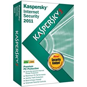 Kaspersky Internet Security 2011 3-User Product Features Customer Reviews | Your Daily Style Life News Info