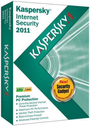 Kaspersky Internet Security 2011 3-User