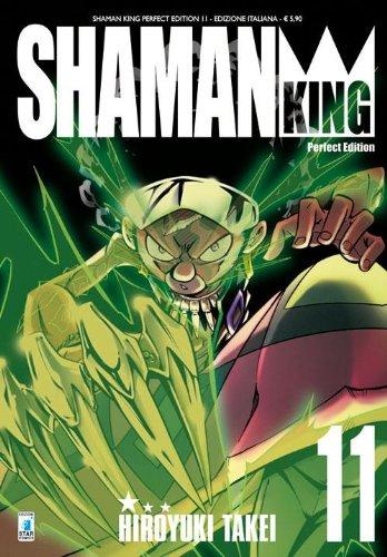 Shaman King. Perfect edition: 11