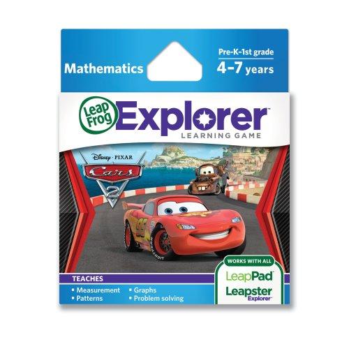 LeapFrog Learning Game Disney-Pixar Cars 2 (works