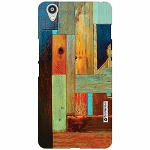 Oneplus X Back Cover - Wood Art Designer Cases