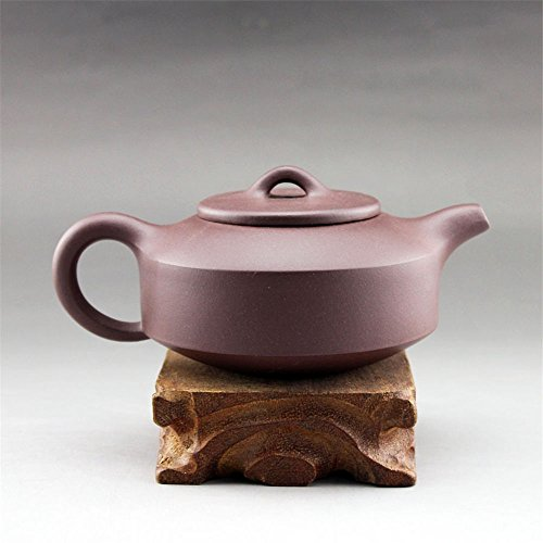 Yummy Chinese® Chinese Yixing Zisha Handmade Kungfu Earthenware Teapot 200Cc (No.12205)