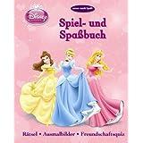 Disney: Activity 2 Prinzessinnen: Rätsel - Ausmalbilder - Freundschaftsquiz. Spiel- und Spaßbuch